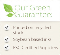 Our Green Guarantee
